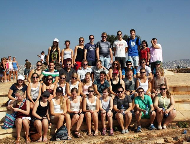 Israel tur for ungdommen
