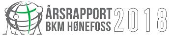 Årsrapport 2018 – BKM Hønefoss Logo