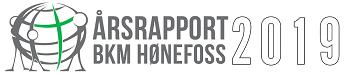 Årsrapport 2019 – BKM Hønefoss Logo